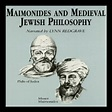 Maimonides and Medieval Jewish Philosophy Audiobook | Idit ...