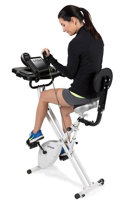 fitdesk 3 0 desk exercise bike with massage bar white fitdesk fdx 3 0 desk exercise bike with massage bar white