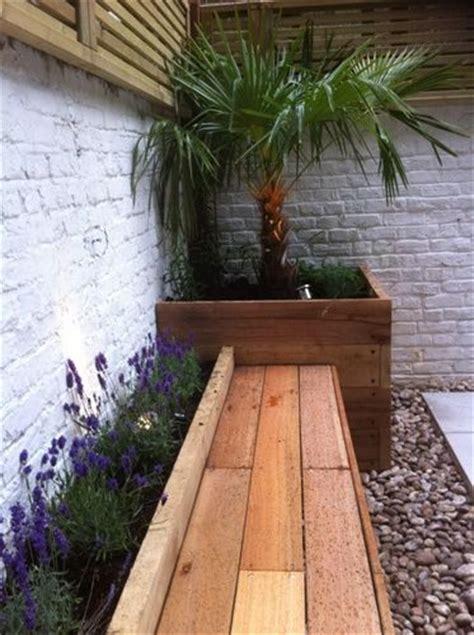 add planter box corner shaped patio ledge wide put drinks