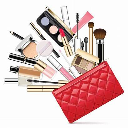 Makeup Bag Vector Illustration Vectors Illustrations Background