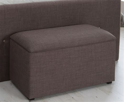 Large Fabric Ottomans by Kingsley Large Upholstered Ottoman Just Ottomans