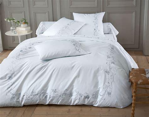 linge de lit percale brod 233 e becquet
