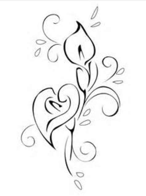 62 best Calla Lily Tattoos images on Pinterest | Lilies tattoo, Calla lily tattoos and Calla lilies