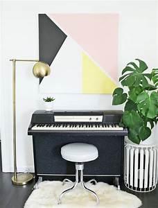 Diy Deco Murale : 1001 id es tutoriels et id es pour votre diy d co chambre ~ Dode.kayakingforconservation.com Idées de Décoration