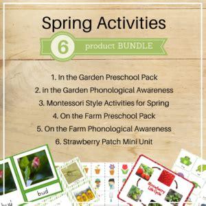 literacy activities for preschoolers trillium montessori
