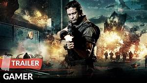 Gamer 2009 Trailer HD | Gerard Butler | Michael C. Hall ...