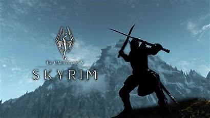 Skyrim Daedric Background Armor Ebony Wallpapers Gaming