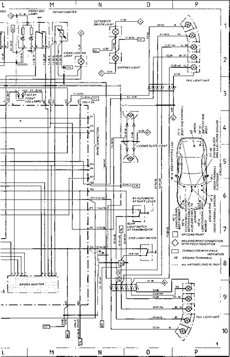 porsche 944 wiring diagram pdf wiring diagram type 944944 turbo 944 s model 87 porsche