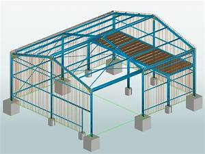 impressionnant construction maison metallique particulier With construction maison metallique particulier
