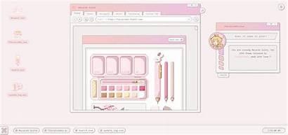 Desktop Themes Floral Macaron Suite Codes Katie