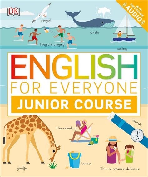 English for Everyone Junior: English Course | DK UK