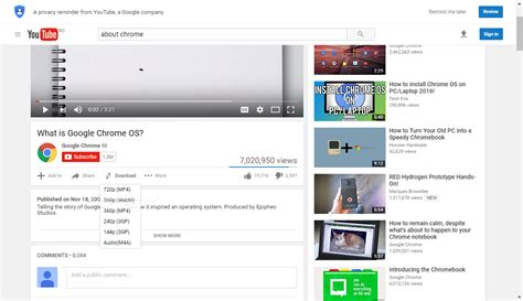 Download Youtube Downloader For Chrome 2.3