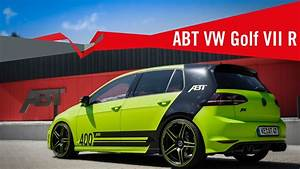 Vw Golf 7 R Tuning : the abt tuning program for your vw golf r ~ Jslefanu.com Haus und Dekorationen