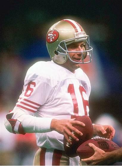 Bowl Super Quarterback Montana Joe Appearances 49ers