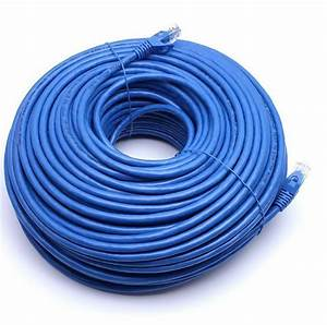 200ft Rj45 Cat6 Cat 6 Patch Ethernet Lan Network Cable