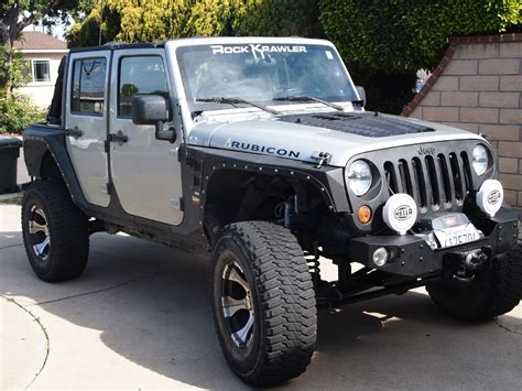 2007 Jeep Wrangler Jk Unlimited Rubicon For Sale Costa