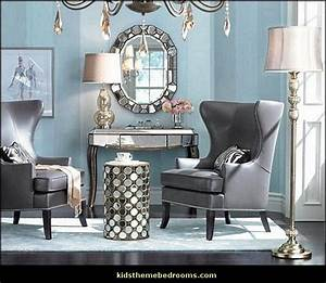 Old, Hollywood, Glamour, Furniture, U0026, Hollywood, Glam, Style