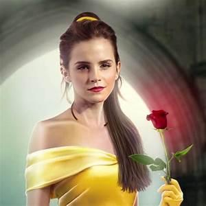 WTF?! Emma Watson's Beauty and the Beast Doll Looks Like ...