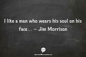 I've heard ... Jim Morrison Hero Quotes
