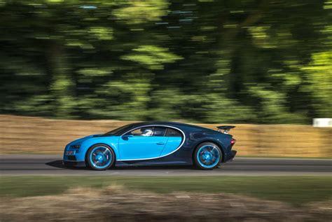 Bugatti Divo To Debut Next Month  Automobile Magazine