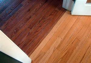 can you refinish prefinished hardwood floors home With refinishing prefinished wood floors
