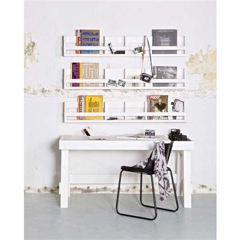 etagere murale bureau étagère murale rangement groove par drawer fr