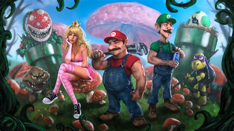 Mario Bros By Skribblix On Deviantart