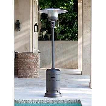 costco patio heater mocha 46 000 btu patio heater