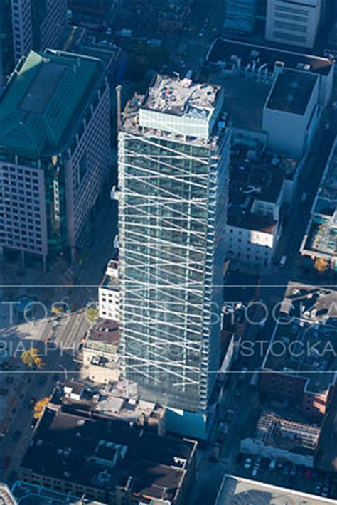Centennial Tower Parking Deck by Aerial Photo Tower And Centennial Place Tower