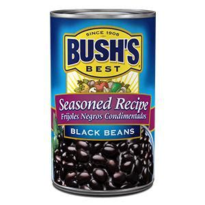Amazon.com : BUSH'S BEST Canned Seasoned Recipe Black