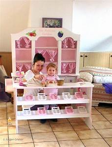 Kaufmannsladen Für Kinder : dein traum kaufladen galerie handgefertigte kinderkaufladen aus massivholz ~ Frokenaadalensverden.com Haus und Dekorationen