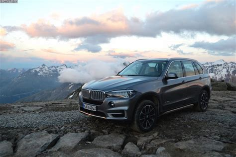 Bmw X5 F15 In Space Grey With Design Pure Experience Package