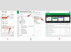 Google Sheets 101 The Beginner's Guide to Online