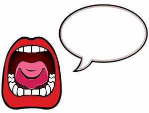 Best Talking Mouth Clipart #20783 - Clipartion.com