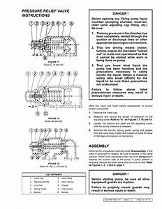 Assembly  Pressure Relief Valve Instructions