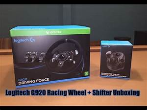 How To Map Out A Logitech G29 G920 Shifter Gears Using