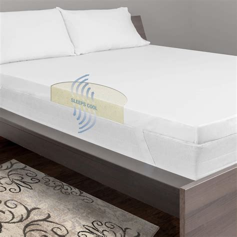 dream serenity  cool breeze memory support mattress