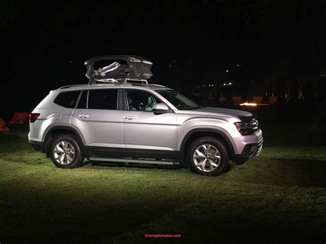 vw atlas towing capacity   volkswagen