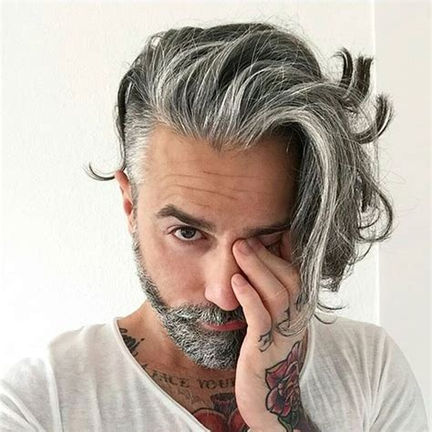 hairstyles  older men   younger haircuts