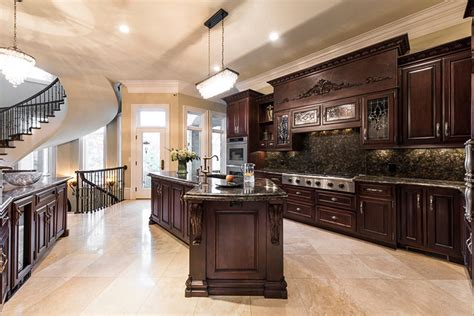 kitchen ideas with black cabinets 63 beautiful traditional kitchen designs designing idea 8120
