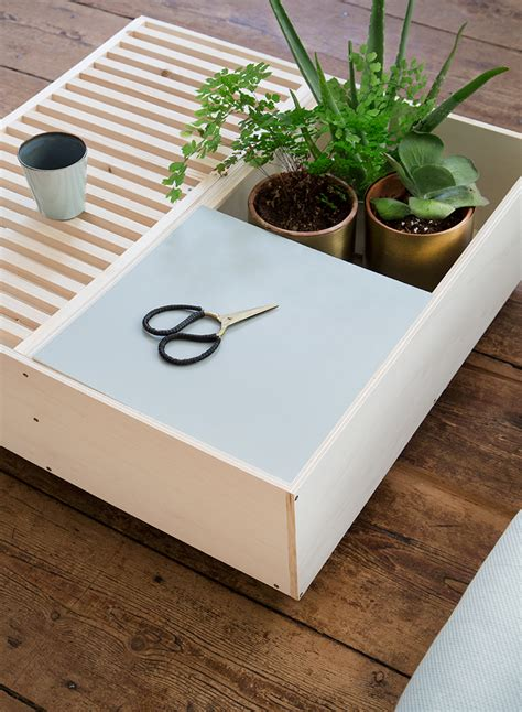 diy une table basse modulable mamie boude