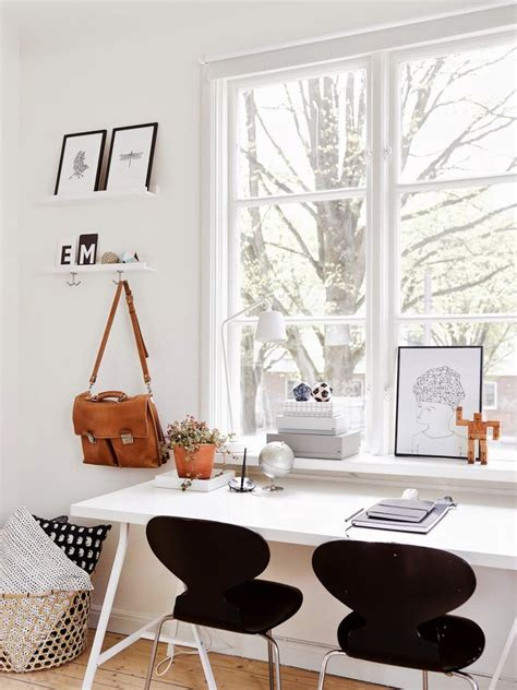bureau architecte ikea la fabrique à déco un coin bureau à la fenêtre idées d