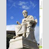 Statue Of Plato...
