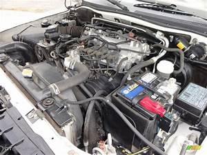 2002 Mitsubishi Montero Sport Engine Diagram 2003