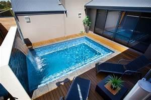 Mini Pool Design : small indoor swimming pool designs backyard design ideas ~ Markanthonyermac.com Haus und Dekorationen