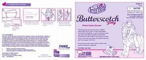 Hasbro Furreal Friends Butterscotch Pony 76471 User Manual