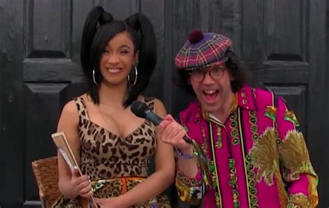 Watch Cardi B's Hugely Entertaining Nardwuar Interview
