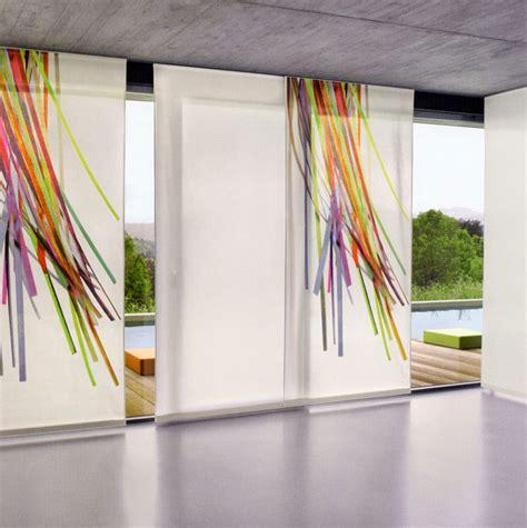 Tende A Pannello Per Interni 50 Esempi Di Tende A Pannello Moderne Per Interni