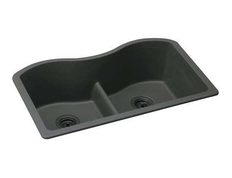 elkay undermount egranite sinks elkay harmony e granite undermount sink elgulb3322