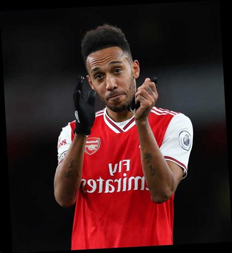 Aubameyang 'will only consider signing new Arsenal ...